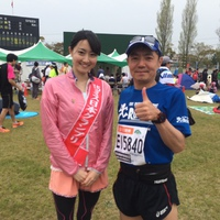 かすみがうらマラソン 2015/04/20 10:55:16