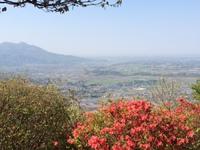 御嶽山から雨引山へ 2015/04/26 16:48:11