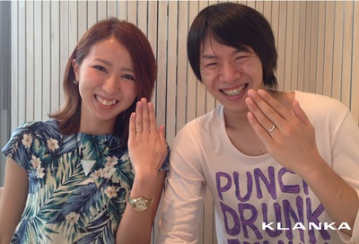 ☆Ring With Smile☆