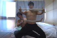 環コミュラボ 商品素材 No.1「カンフー摩擦」