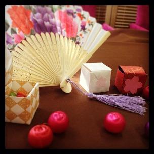 折り紙で手作り