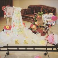 手作りい~っぱいの結婚式♪