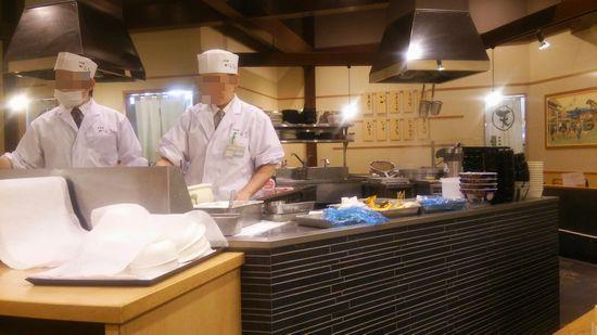 日本橋 からり(イオンモール土浦)で、おいしい天ぷらをいただく!