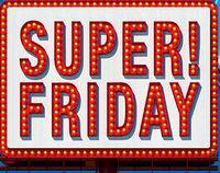 研究学園で Softbank SUPER!FRIDAY  #研究学園