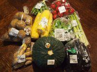 研究学園 みずほの村市場で野菜をいろいろ買ってみた!