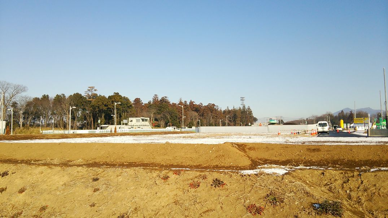 研究学園 学園の森B17 宅地分譲開始