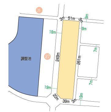 研究学園 C44改めC56街区複合店舗 新築工事!