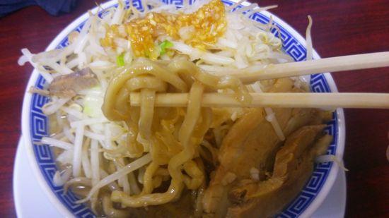 つくば 明神角藤で、ふじ麺!!