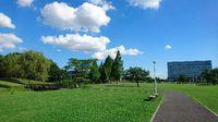 研究学園駅前公園!