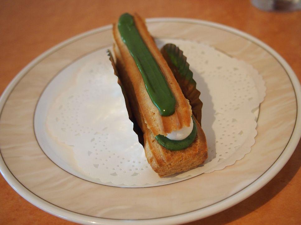つくば ホテルオークラ カフェテラス「カメリア」のケーキセット!