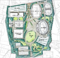 つくば つくば市総合運動公園基本構想が見えてきた!