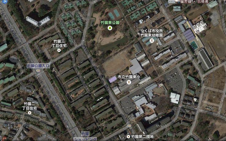 つくば (仮称)つくば竹園三丁目共同住宅新築工事!