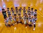 みどりのLUCKY CLOVER ミニバスケットボールスポーツ少年団