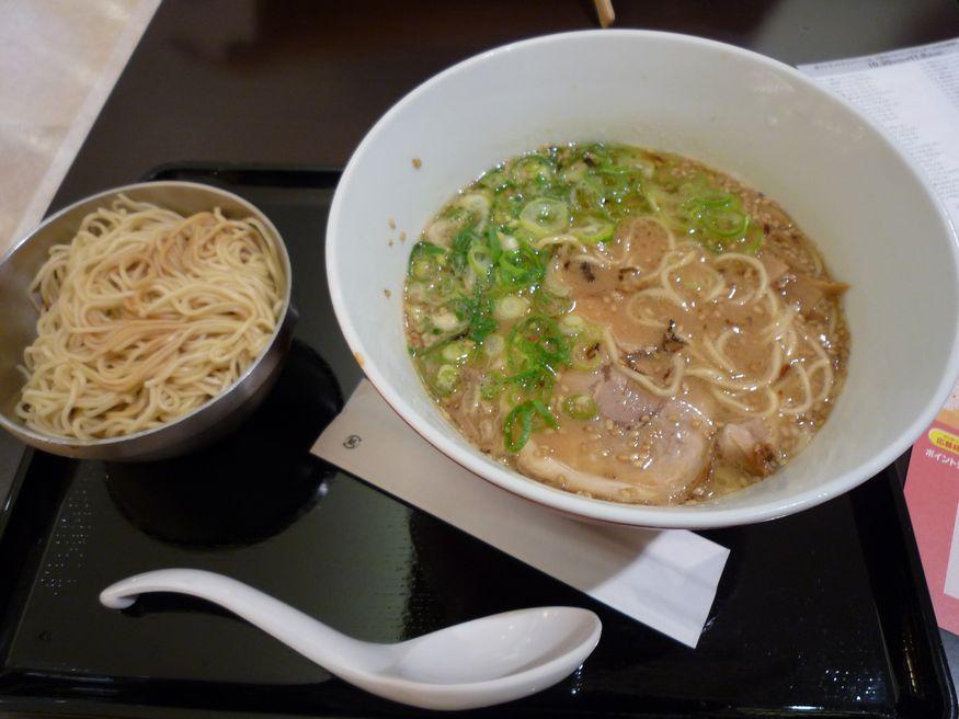 とんこつらぁ麺 CHABUTON 土浦イオン フードコート