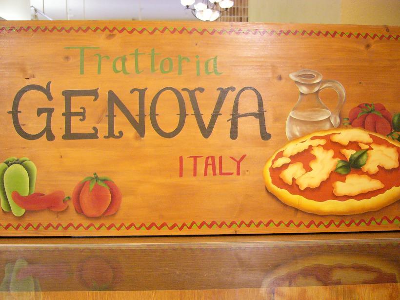 ジェノバ イーアスつくば店 ピザがおいしいイタリアン