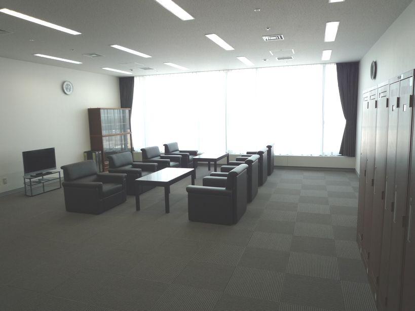 研究学園 新市庁舎 市民見学会 めったに見ない施設特集