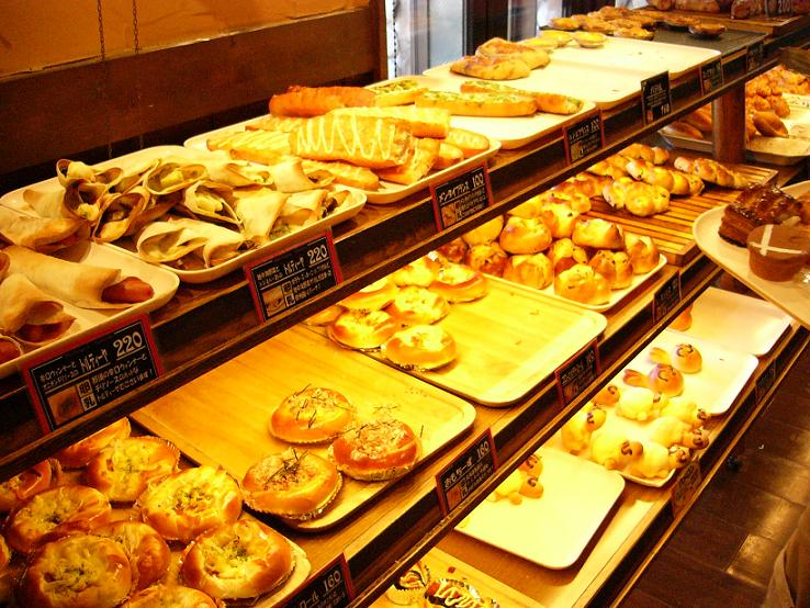 クーロンヌ つくば パン屋さんマップ