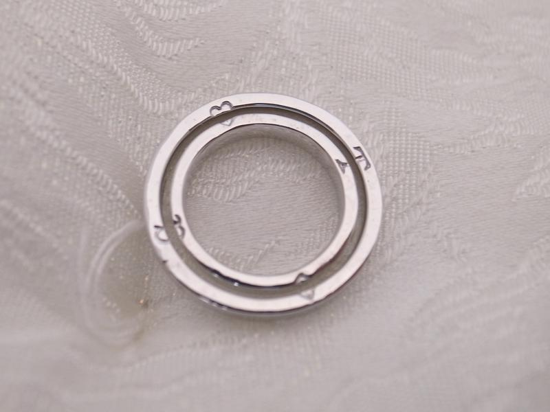 守ってあげたい♪手作り結婚指輪