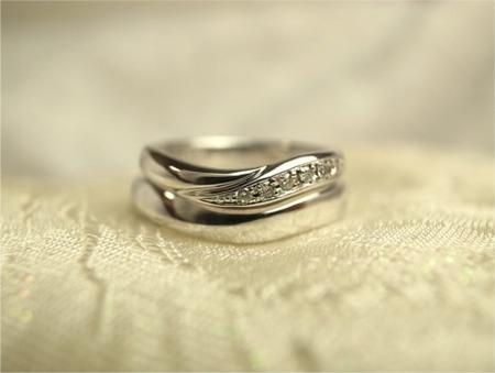 奇跡のマリッジリング☆手作り結婚指輪
