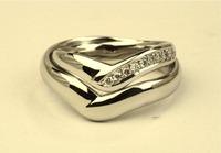 お姫様だっこのマリッジリング☆手作り結婚指輪 2014/07/19 12:02:06