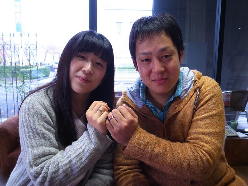 記念日をマリッジリングに★自分達でつくる手作り結婚指輪