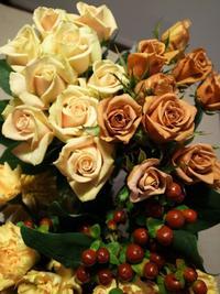 11月の出店予定(Sunday Bouquet)