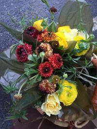 1月の出店予定(Sunday Bouquet)