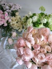 4月の出店予定(Sunday Bouquet)