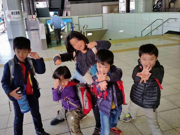 Kinshicho-Tsukuba Kids Meeting 1st ~錦糸町つくば竹園キッズ合同練習会~