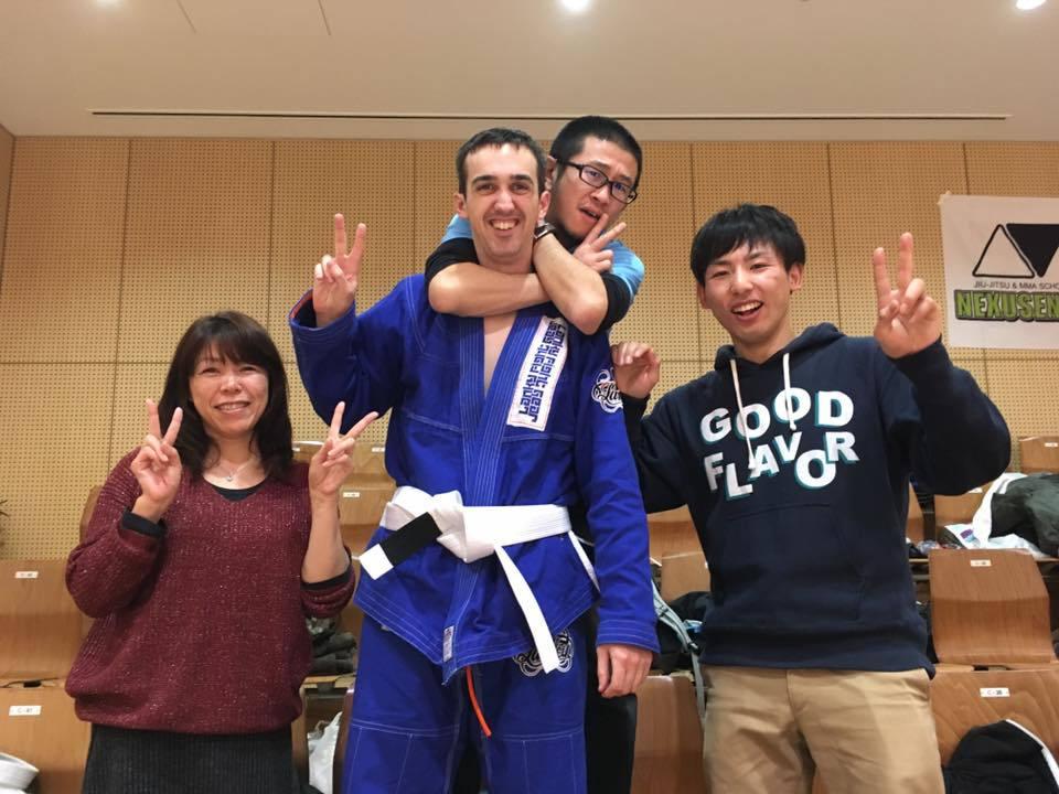 東京国際柔術選手権2016