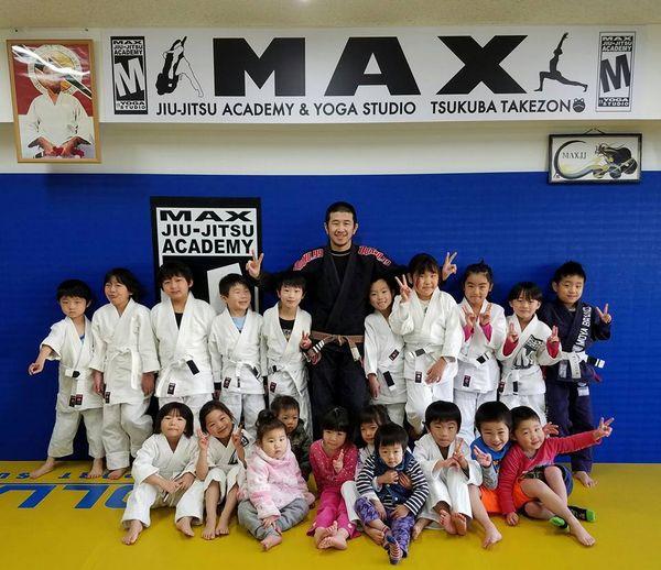 柔術クラス料金改定のお知らせ