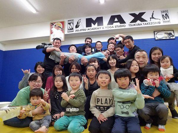 MAX先生セミナー &2周年記念パーティー、ご参加ありがとうございました。