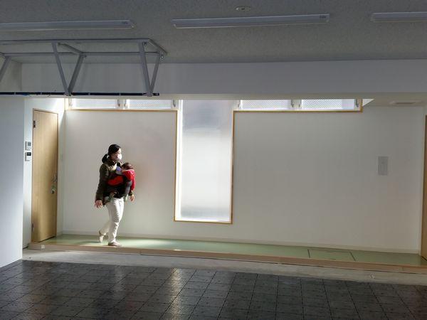 4月に仮道場→本道場に引っ越します。