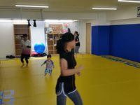 木曜日の女性柔術クラス、無料体験できます