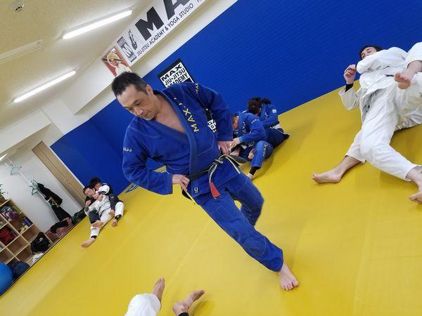 Max Masuzawa black Belt Seminar 5