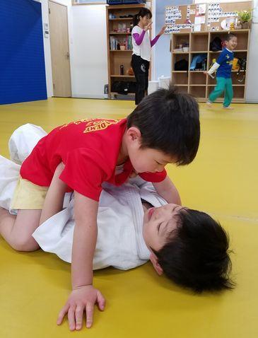 柔術各クラス見学できます!