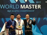 World Master IBJJF Jiu-Jitsu Championship 2017