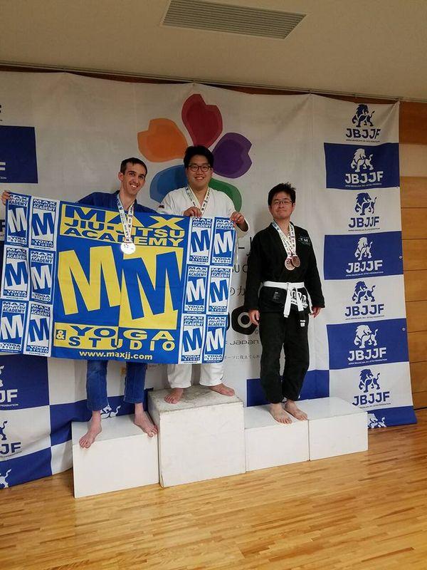 東京国際柔術選手権2017