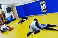 日曜朝ノーギ柔術クラス