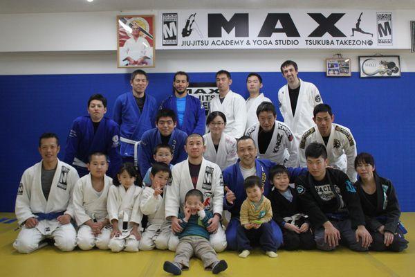 MAX MASUZAWA BLACK BELT SEMINAR 8