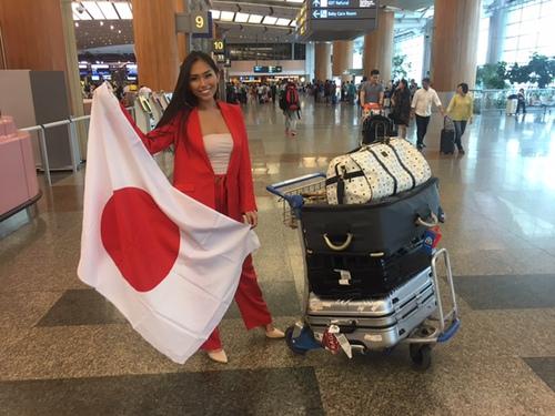 娘が世界大会に出発しましたーーー☆☆☆