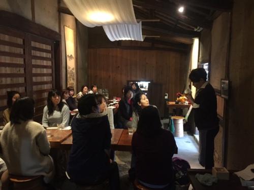 「乙女の日本酒入門」ご参加ありがとうございました♪