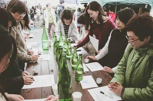 「2016搾りたて新酒を愉しむ会」盛会でした!!!