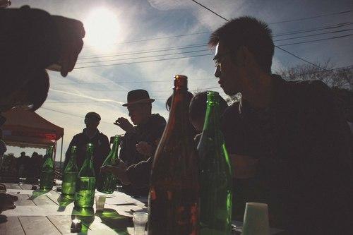 搾りたて新酒を愉しむ会2015、ありがとうございました。