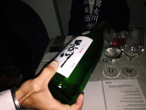シンガポールBAM! Tapas x Sake Bar 稲葉酒造ディナーイベント