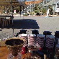 今日は筑波実験植物園/科博オープンラボ2014開催!