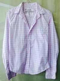Frank&Eileen(フランク&エイリーン) チェックシャツ