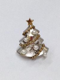 銀座和光★クリスマスブローチ