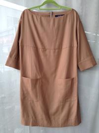 MACPHEE(マカフィー)新品★ 5分袖ワンピース