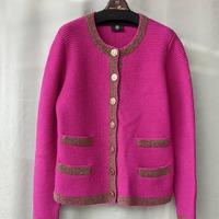 BOGNER(ボグナー) ニットジャケット
